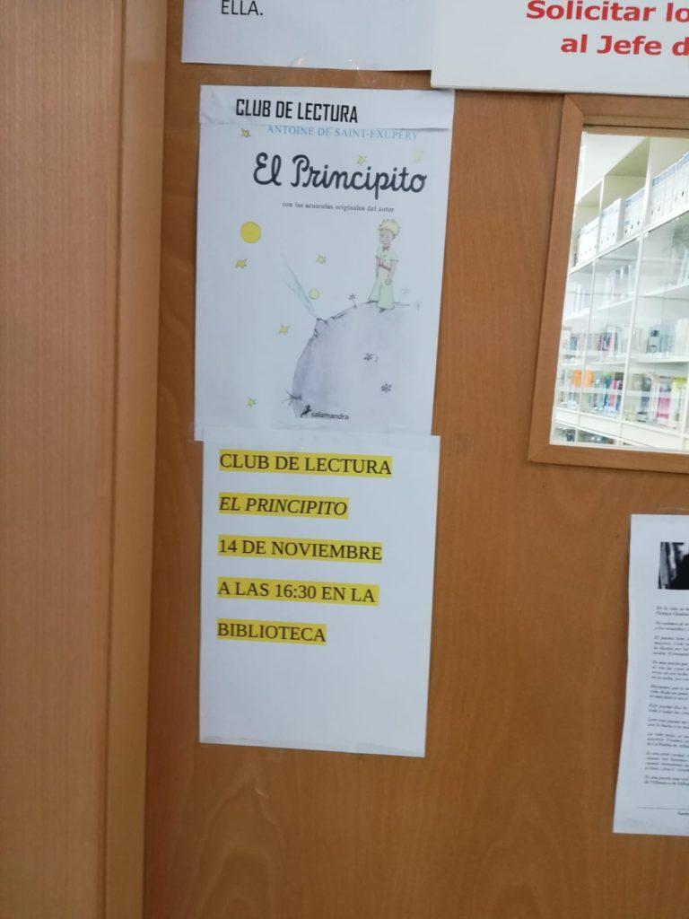club de lectura 1