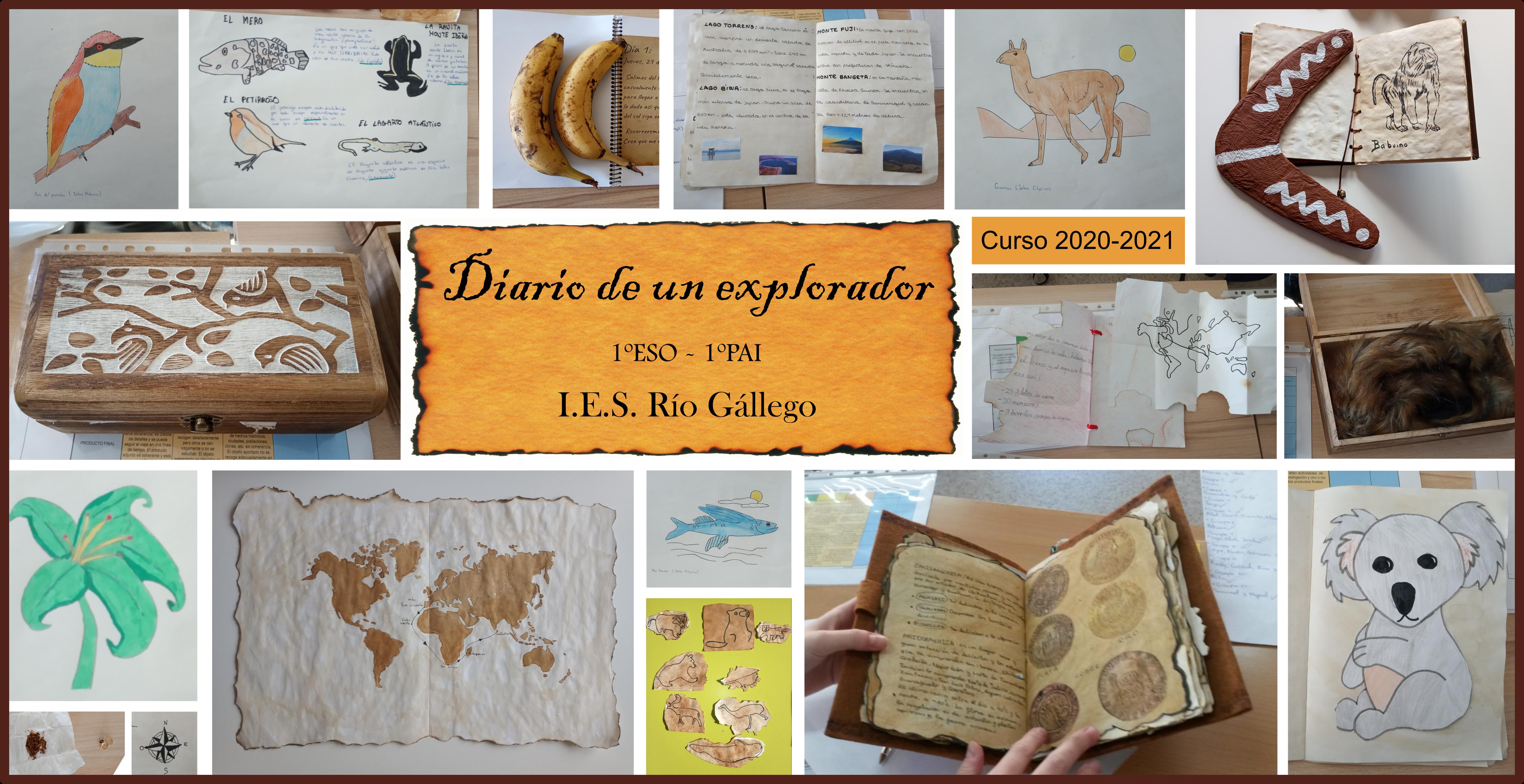 Diario de un explorador 2